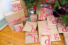 Brown Paper Packages Tied Up WIth String / by Debbie Jeffries