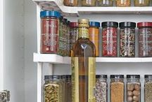 Organize Your Kitchen / Conveniently organize your kitchen with our variety of kitchen storage units & organization tools. Our collection features drawer organizers, utensil holders, & more. With these organizers, you can fit all your favorite tools & supplies in easily accessible places. / by Solutions