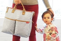 In the Bag // Diaper Totes / Diaper bags, mom totes, mom fashion, style, handbag, clutch, purse. / by Pregnancy & Newborn magazine