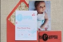 Good on Paper // Birth Announcements / by Pregnancy & Newborn magazine