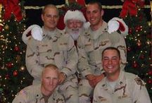 Home for the Holidays / Wishing all military and their families a safe and Happy Holiday season.