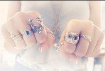 Earrings/Piercings/Jewelry  / by Andi Pandi