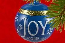 Surprise Ornaments / Our surprise ornaments are designed by our own Solutions team and have new ones' coming out every year. Take a look at some of our favorites and all the ways your can display them this holiday season.  / by Solutions