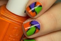 Finger Tips / Beautiful nail art inspirations to make your fingers pop with personality. / by Solutions