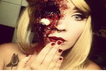 Halloween / Make up, costume, ideas , pictures