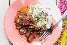 Grilling Recipes / Make the most of the flavor of the barbecue.  / by Hannaford Supermarkets