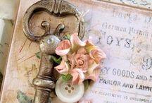 Keys / Vintage keys to my heart