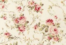DIY | Scrapbook Patterns / patterns and backgrounds, mostly floral