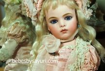 Antique Bru Dolls / Bru jne bebe antique French doll