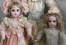 Antique French Dolls / Antique French dolls. Juameau, etc.