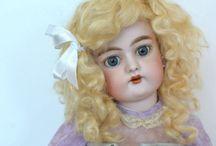 Antique Handwerck Dolls / Antique Handwerck German bisque dolls