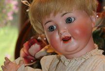 Antique Kammer & Reinhardt Dolls / Antique Kammer & Reinhardt German bisque dolls
