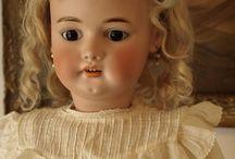 Antique Simon & Halbig Dolls / Antique Simon & Halbig German bisque dolls