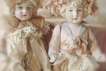 Antique Dolls / Miscelannious antique dolls