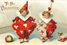 Vintage | Frances Brundage / Amazing artworks and vintage postcards by Frances Brundage