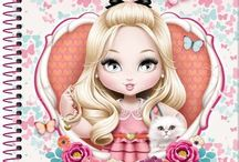 Art | Jolie Tilibra / Beautiful illustrations Jolie Tilibra