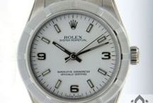 Pre-Owned Watches for Her / Carefully inspected, we offer only the finest pre-owned watches.  Subject to availability.