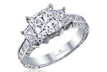 Jack Kelege Settings / Beautiful engagement ring settings by Jack Kelege available at Hamra Jewelers  / by Hamra Jewelers
