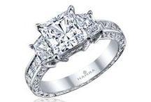 Jack Kelege Settings / Beautiful engagement ring settings by Jack Kelege available at Hamra Jewelers  / by Hamra Jewelers