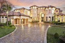 Luxury Houses / Luxury houses. Elite classy dreamhome