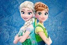 Disney - Frozen / Anna, Elsa and Olaf