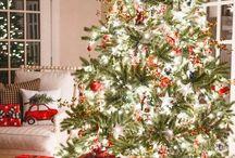 Christmas tree / Christmas tree