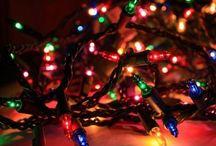 Christmas lights / Christmas lights
