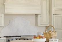 kitchens~ light.pale.white / light, white & lovely kitchens / by Lara Dennehy Horsting