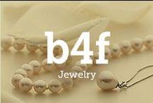 b4f X Jewelry / Accessoires werten jedes Outfit auf. #Statement ist das Stichwort für Modebewusste Frauen.