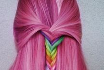 Hair! / by Sabrina D.