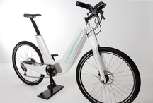 Vélos électriques /// Electric bikes / Des concepts de vélo électriques au look et aux performances intéressantes /// Electric bicycles with interesting design and performance caracteristics.