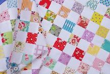 Quilt  Patchwork / by Monica de Biase