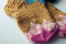 sock love / by Kat Goldin