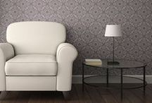 Stencil Designs by SOLM Designs / Stencil Designs by SOLM Designs  for painting interiors, DIY projects, professional painters and interior decorators #pinspiration #design #paint #stencils #painters #stenciling #DIY