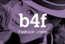 b4f X Fashion Icons