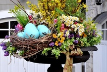 Spring/Easter / by Kris Johnson