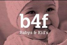 b4f X Babys & Kid's