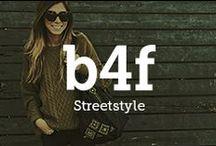 b4f X Streetstyle / #streetstyle für jeden Tag und Anlass.  #inspiration #fashion #mode #shopthelook