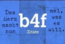 b4f X Zitate