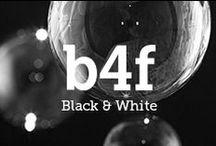 b4f  X Black & White / Die Kombination, die nie aus der #Mode geht! Schwarz-Weiß ist zwar klassisch, aber immer gut aussehend und passt sich jedem Style-Typ an.