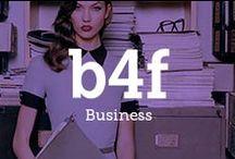 b4f X Business / Business Fashion! Hier gibt es Ideen für dich, wie du dich im Büro modisch und casual kleiden kannst. Ob mit einem Rock, einem Kleid oder einer Hose!