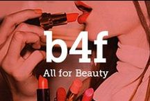 b4f X All for Beauty