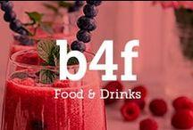 b4f X Food & Drinks / Hmmm lecker! So viele tolle #Rezepte, da verliert man schnell den Überblick. Aber nicht mit uns: Wir zeigen euch sowohl hier leckere #Rezeptideen, als auch in unserem Magazin .
