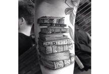 Tattoos / by Kim Rader