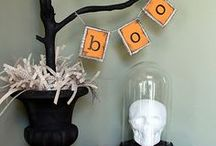 Halloween Party Decor Ideas / by Katie Bush