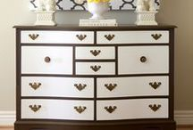 DIY>>>Furniture / by Lesley&Denise@ Chaotically Creative