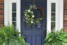Front Porch / Front Porch Ideas / by Chaotically Creative