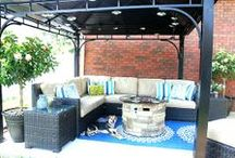 Backyard / Ideas for your backyard / by Chaotically Creative