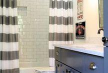 Boy's Bathroom / by Chaotically Creative