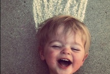 Babies / We're a baby brand, its what we do and plus we love a cheeky baby face :-)